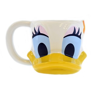 Disney Coffee Cup - Aulani - Daisy Duck - Sculptured