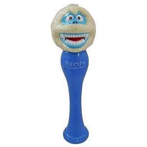 SeaWorld Toy - Character Bubble Glow Wand - Rudolph - Bumble