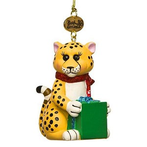 Busch Gardens Ornament - Cheetah Resin