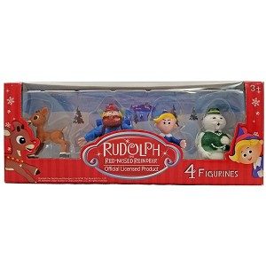 SeaWorld Playset - Rudolph Character Pack - Rudolph