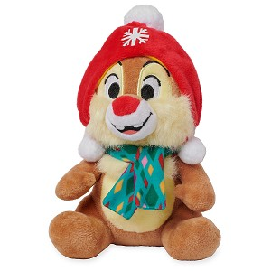 Disney Holiday Plush - Dale - Mini Bean Bag