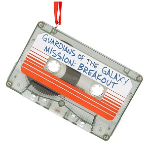 Disney Figure Ornament - Guardians of the Galaxy Vol. 2 Mixed Tape