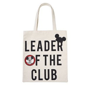 Disney Tote Bag - The Mickey Mouse Club - Leader of the Club