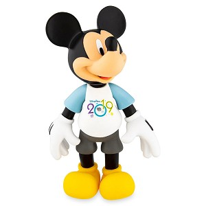 Disney Vinyl Figurine - 2019 Mickey Mouse Articulated