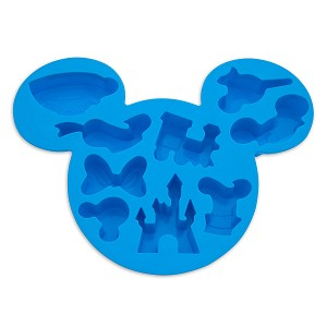 Disney Ice Tray - Mickey Icon - Park Icons
