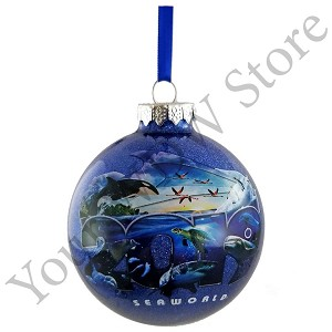 SeaWorld Ornament - 2019 Sea Life Ball
