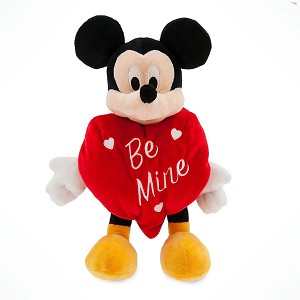 Disney Plush - 2019 Valentine's Day Mickey Mouse - Be Mine