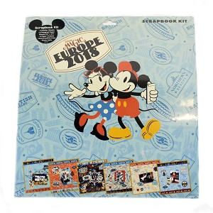 Disney Scrapbook Kit - Disney Cruise Line - Europe 2018