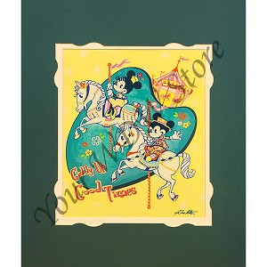 Disney Artist Print - John Coulter - Giddy Up Good Times