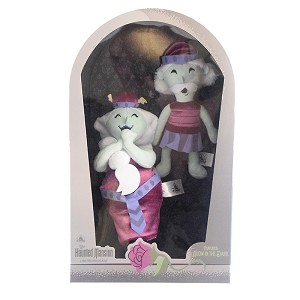 Disney Plush - Haunted Mansion Opera Singers - Limited Release