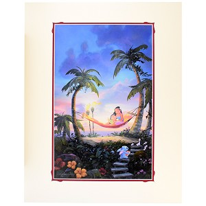 Disney Artist Print - William Silvers - Until We Meet Again
