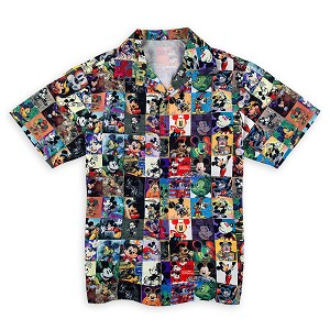 Disney Adult Shirt - Mickey's Celebration Allover Print