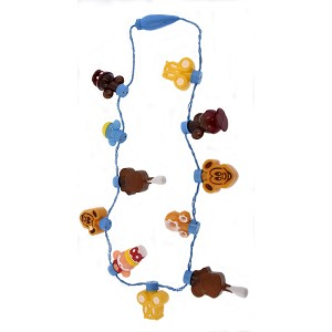 Disney Lanyard - Light Up D'Lish Snack Time