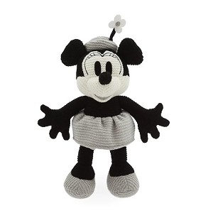 Disney Knit Plush - Minnie Mouse - Steamboat Willie - 14''