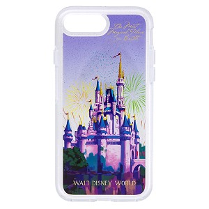 Disney Otterbox iPhone 8/7/6 PLUS Case - Most Magical Place On Earth Castle