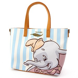 Disney Loungefly Tote Bag - Dumbo Stripes