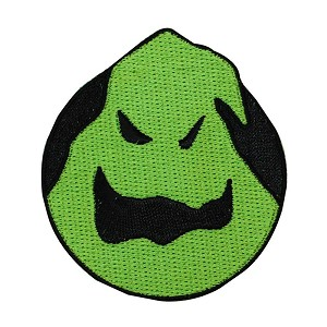 Disney Iron On Patch by Loungefly - Oogie Boogie Boogieman