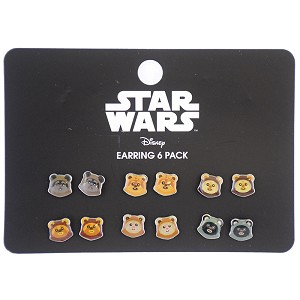 Disney Earring Set  - Ewoks Star Wars by Loungefly