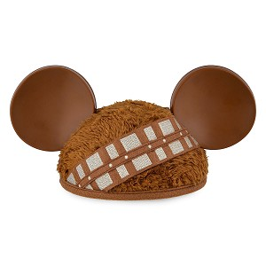 Disney Mickey Mouse Ears Hat - Star Wars - Chewbacca