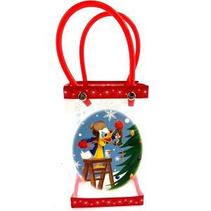 Disney Candy - Donald and Dale Tree Decorating - Treat Bag