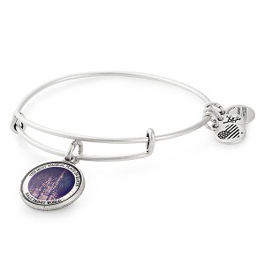 Disney Alex & Ani Bracelet - Cinderella Castle Most Magical Place on Earth