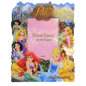 Disney Picture Frame - Walt Disney World - Disney Princess