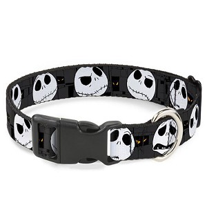 Disney Designer Breakaway Pet Collar - NBC Jack Expressions - Gray