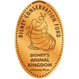 Disney Pressed Penny - Heimlich - Disney Conservation Fund