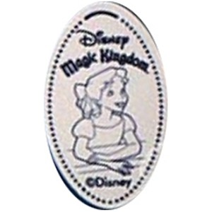 Disney Pressed Penny - Wendy - Magic Kingdom