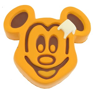 Disney Magnet - D'Lish - Mickey Mouse Waffle With Butter