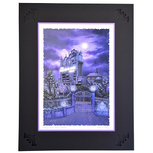 Disney Artist Print - Larry Dotson - Hollywood Tower Hotel