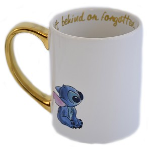 Disney Coffee Mug - Stitch - Ohana Means Family