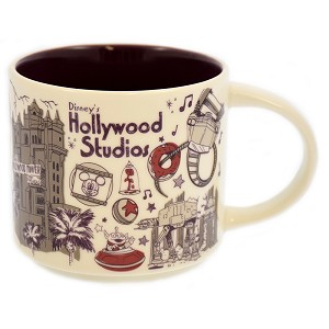 Disney Coffee Cup - Starbucks Been There - Hollywood Studios