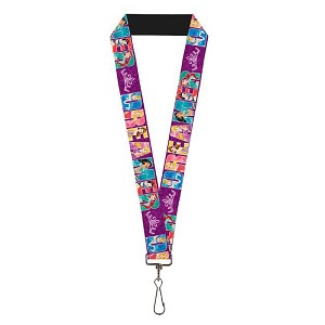 Disney Designer Lanyard - Princess - Disney Dreamer