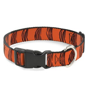 Disney Designer Breakaway Pet Collar - Tigger Stripes