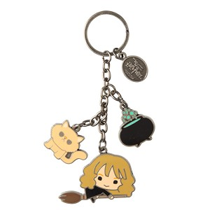 Universal Keychain - Harry Potter Character Charms - Hermione