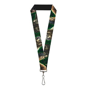 Disney Designer Lanyard - The Jungle Book - Live Action / CGI Remake - Animal Characters