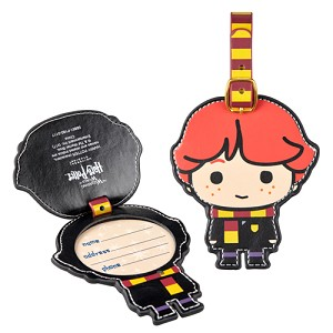 Universal Luggage Tag - Harry Potter Cuties - Ron Weasley