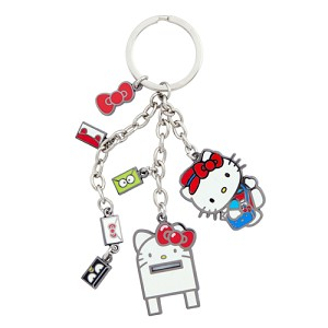 Universal Keychain - Hello Kitty Mailbox Charms