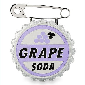 Disney Handbag - Grape Soda