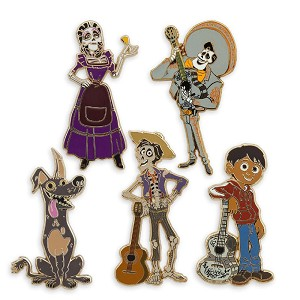 Disney Booster Pin Set - Coco