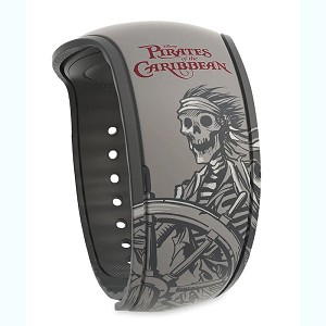 Disney MagicBand 2 Bracelet - Pirates of the Caribbean