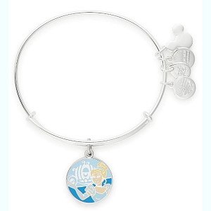 Disney Alex and Ani Bracelet - Cinderella - Have Courage and Be Kind
