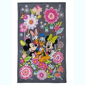 Disney Vera Bradley Throw - Mickey and Friends