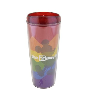 Disney Travel Tumbler - Rainbow Collection Mickey Mouse