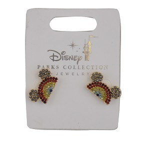 Disney Earrings - Rainbow Collection Mickey