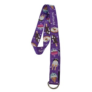 SeaWorld Lanyard - Animal Shaped Treats
