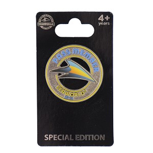SeaWorld Pin - Pass Member 2018 - Special Edition