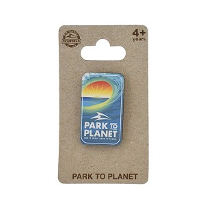 SeaWorld Pin - Park to Planet - Ocean Wave