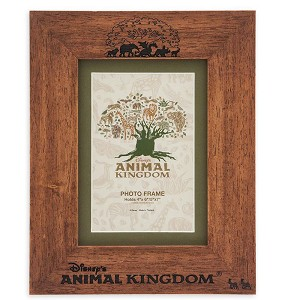 Disney Photo Frame - Disney's Animal Kingdom - Wooden